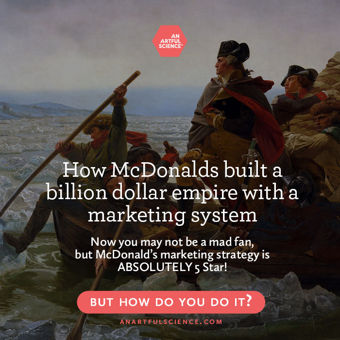 How McDonalds Built A Billion Dollar Empire With A Marketing System