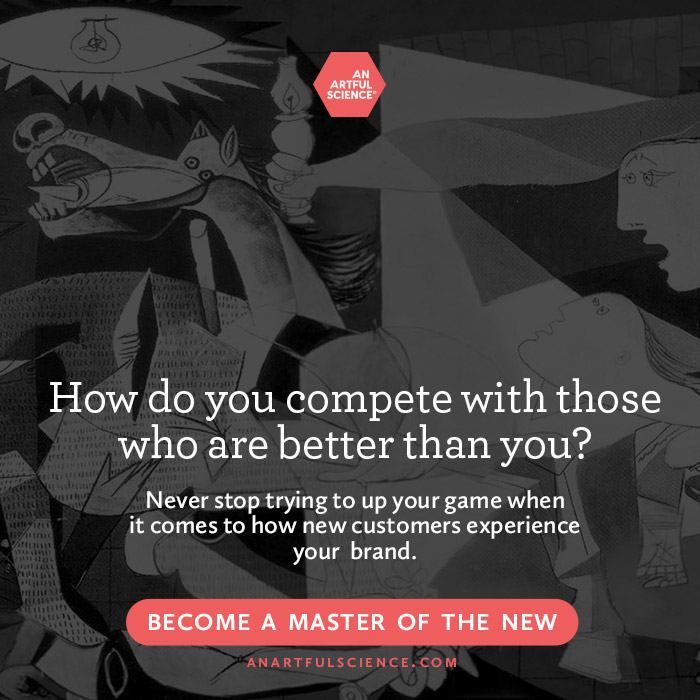 Website Competitor Analysis: Out Modernise the Competition